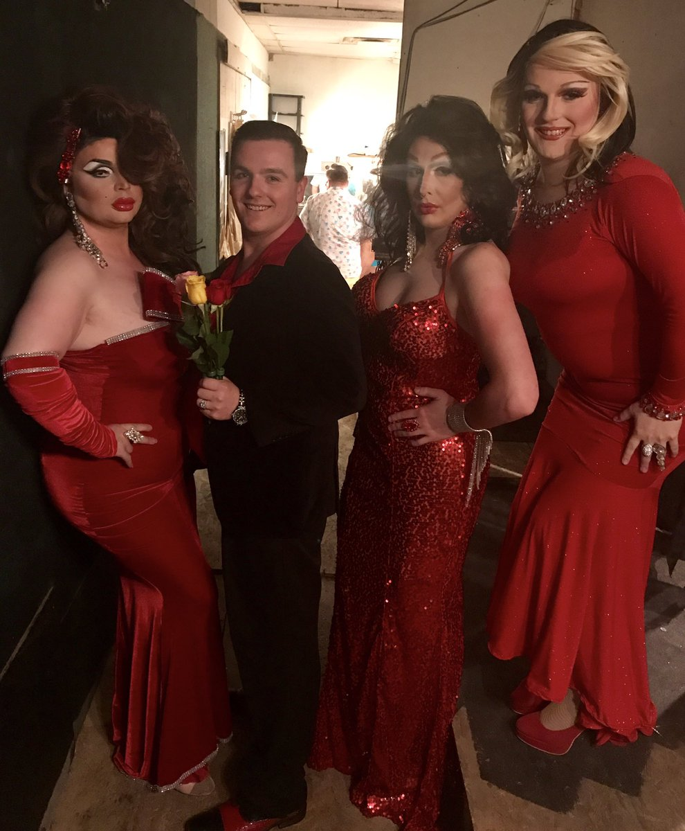 Cookeville Roadhouse On Twitter Our Production Cast Did Lady In Red