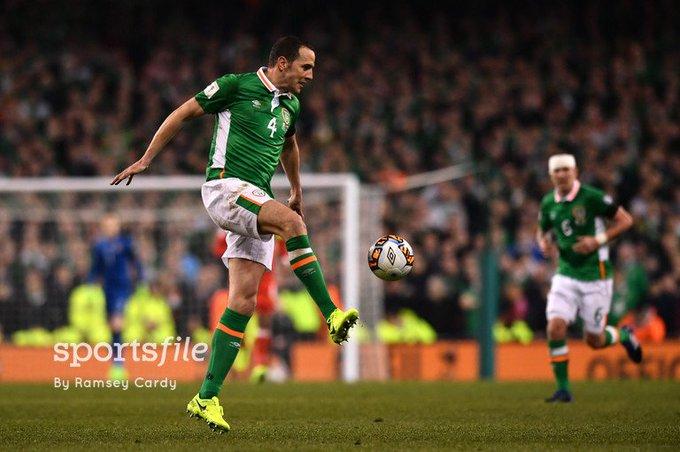 Happy 36th birthday to Republic of Ireland\s John O\Shea.