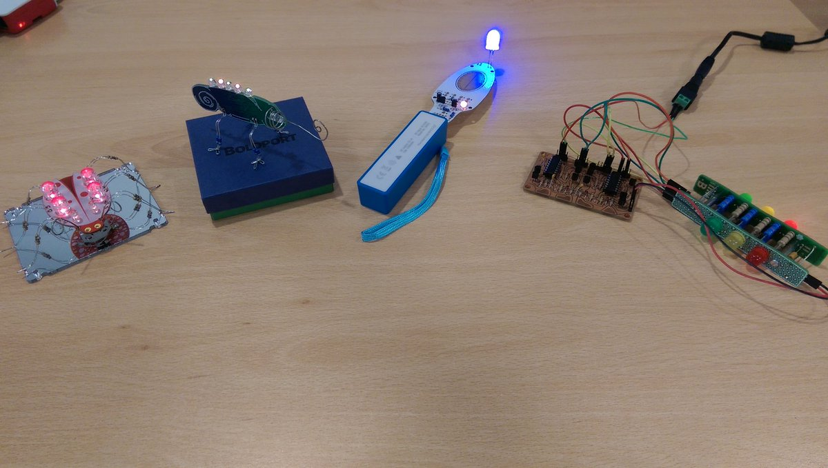All setup for @EghamJam #rjam #BoldportClub