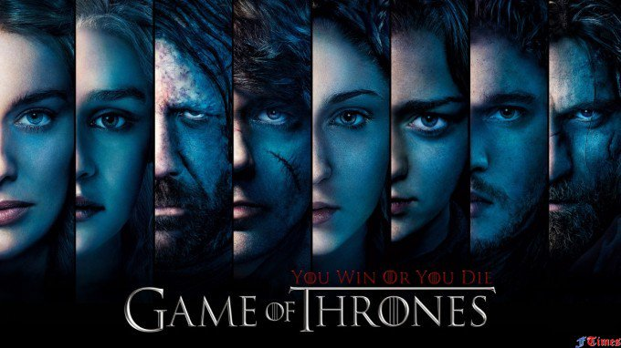 4 сезон игры престолов трейлер на русском