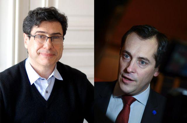 Philippe Aghion et Nicolas Bay étaient les invités de #QuestionsPol ce dimanche https://t.co/R68rpZ3E4G