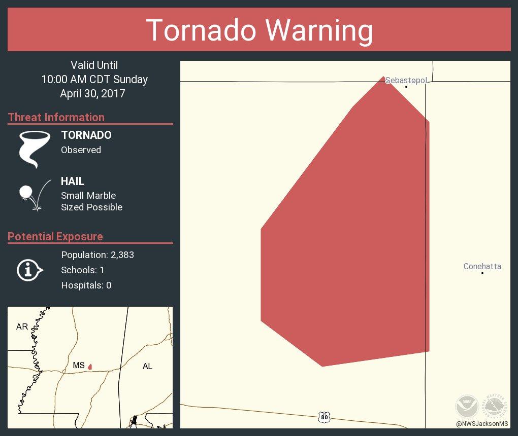 Mississippi scott county sebastopol - Tornado Warning Continues For Scott County Ms Until 10 00 Am Cdt