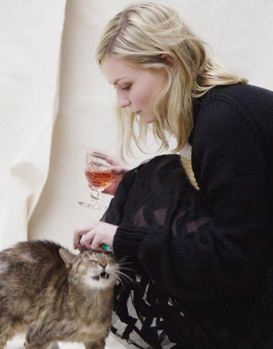 Happy birthday to Kirsten Dunst