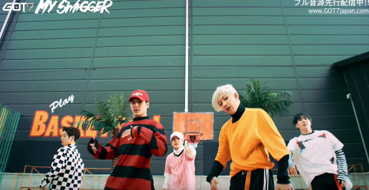 #GOT7 reveal the short MV for their 4th Japanese single 'My Swagger' h...