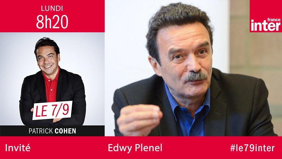 #Presidentielle2017 #abstention : @edwyplenel sera demain à 8h20 l'invité de Patrick Cohen https://t.co/iIBmTWUvem Intervenez ac #le79Inter