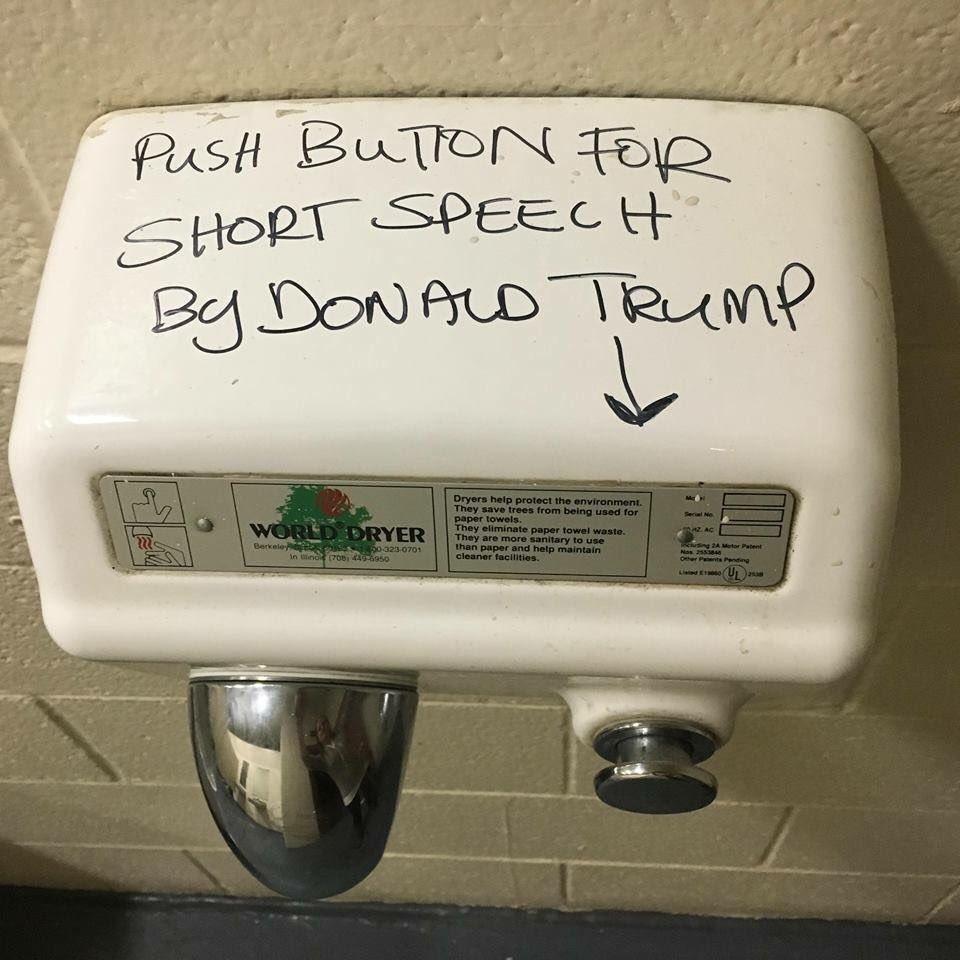 Fantastic.  Terrible. Great.   Bad. Terrific. Sad. @realDonaldTrump @POTUS @WhiteHouse https://t.co/TOIkAoeGWT