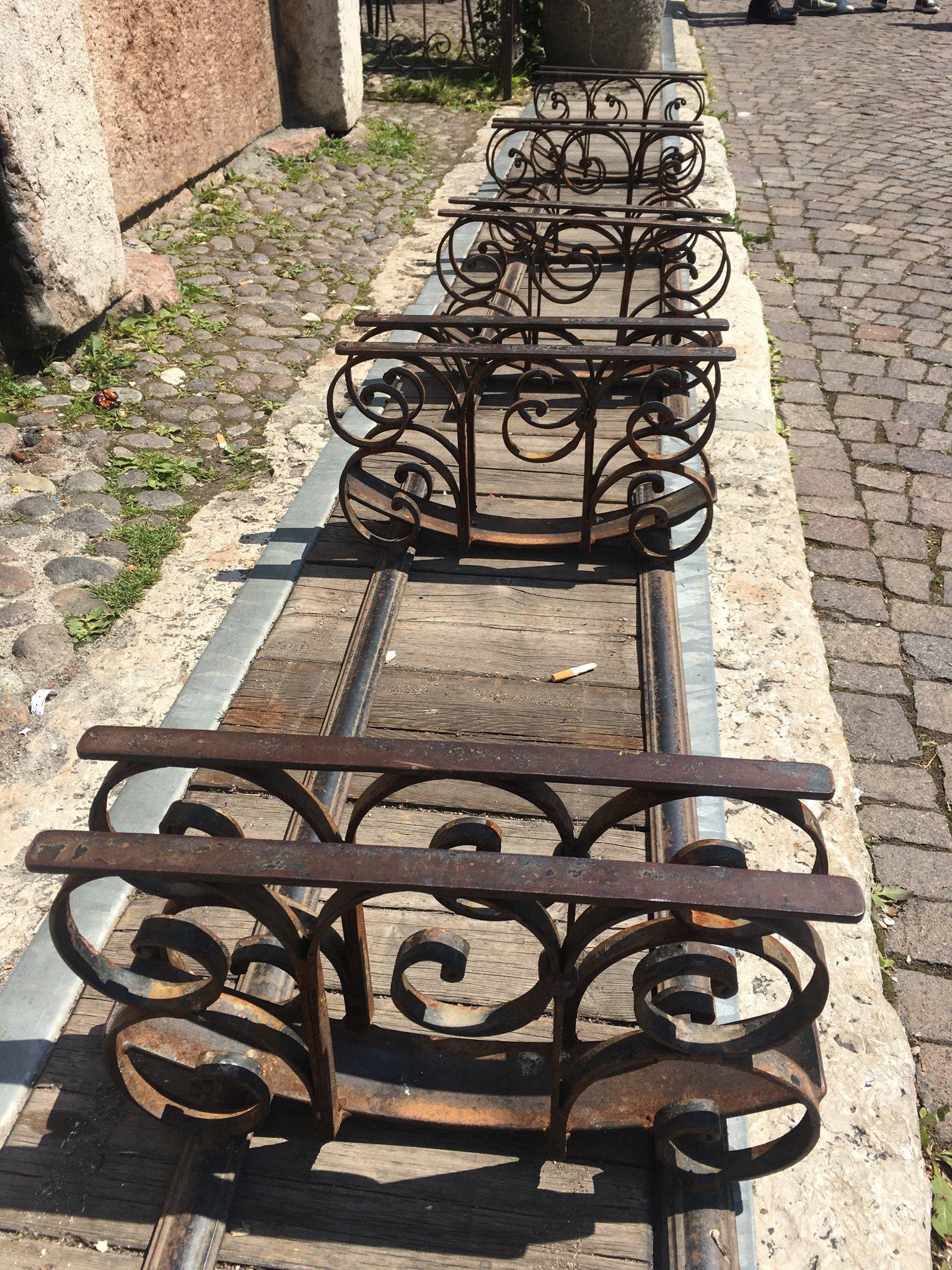 Mittelalterliche Fahrradständer #meurers #südtirol https://t.co/2h0m5gLqkl
