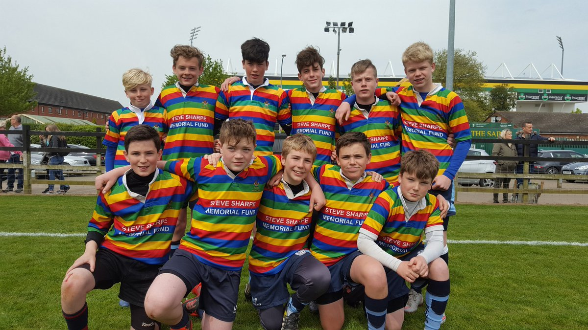 St Ives Rugby On Twitter StNeotsRFC Your U14s And U13s From Festival At Northampton Saints Today