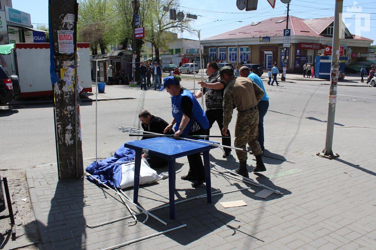 """""""Город для людей, а не для машин"""": Запорожские велосипедисты требовали от властей создать велодорожки - Цензор.НЕТ 4665"""