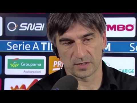 """Juric in lacrime: """"Il Genoa? Inspiegabile sconfitta, ho paura della B"""" - https://t.co/uEN9YvUIHB #blogsicilianotizie #todaysport"""