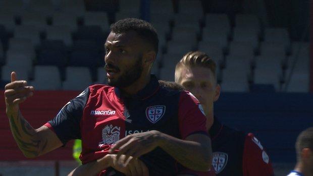 Video: Cagliari vs Pescara