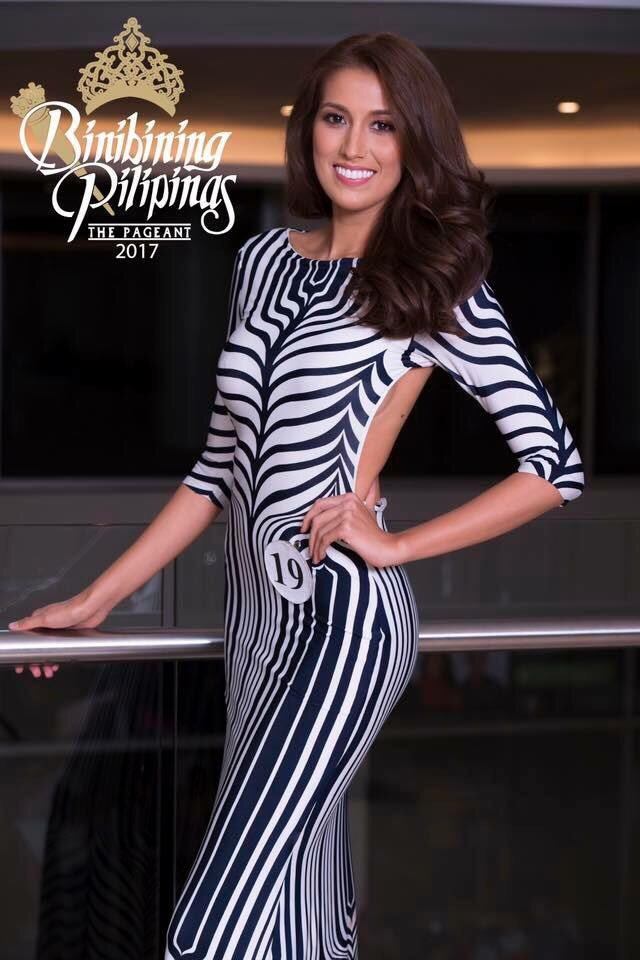 Yung eksenang your new Miss Universe- Philippines, Rachel Peters! #BbPilipinas2017 https://t.co/OxmsVvvTLz