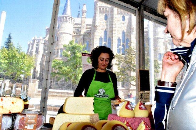 Una cita en Astorga con los quesos de calidad de España https://t.co/gVsUTsUl3F