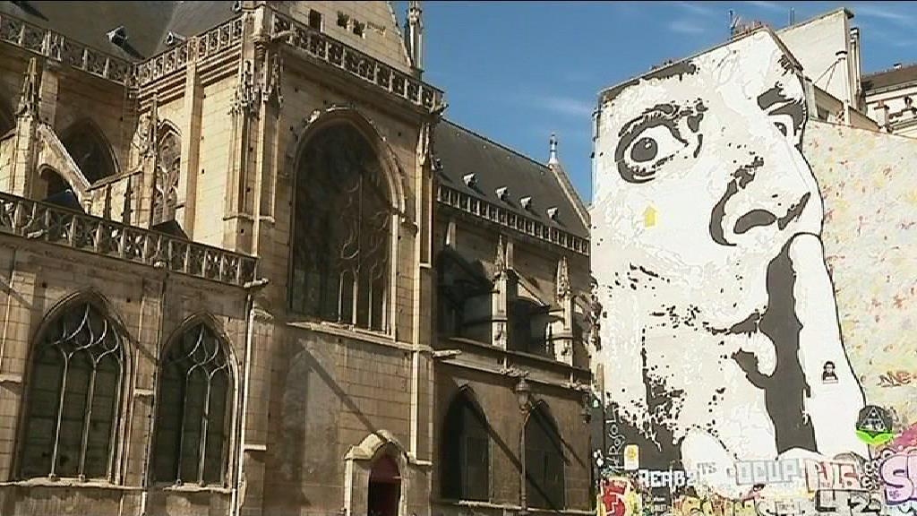#Paris : la paroisse Saint-Merry appelle à voter @EmmanuelMacron https://t.co/ZholoNweNh