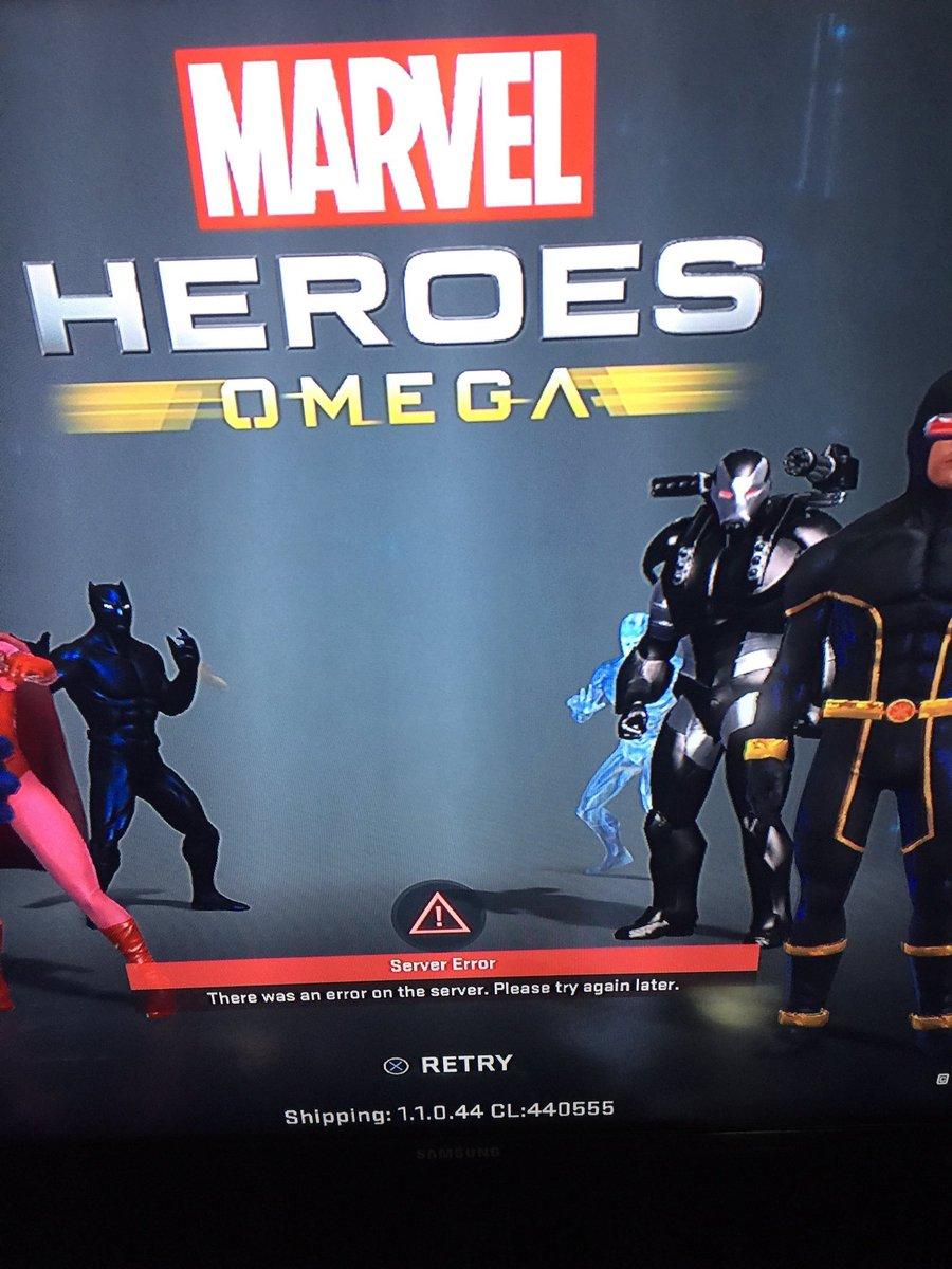 Marvel Heroes Omega on Twitter: