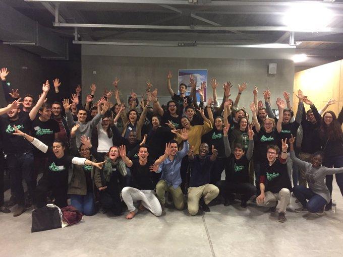 retour sur le 1er startupweekend #EVRY