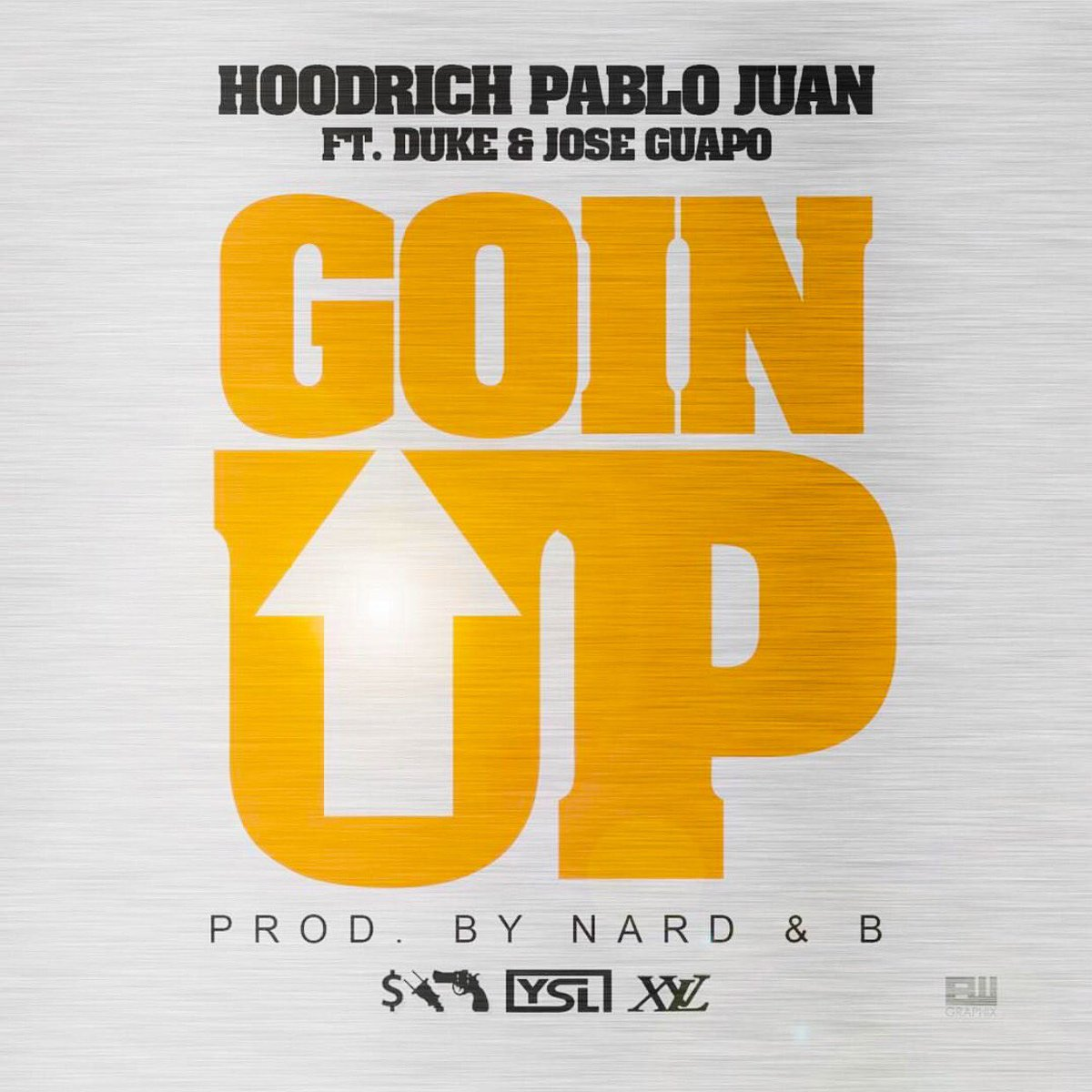 """More Blessings 2morrow! :: @Nard_and_B x @Hoodrich_Pablo x @YslDuke x @JoseGuapo - """"Goin Up"""" via @audiomack https://t.co/on0Axy8UD6"""