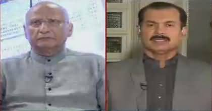 Night Edition – 30th April 2017 -  Karachi Ki Siasat Mein Garmi thumbnail