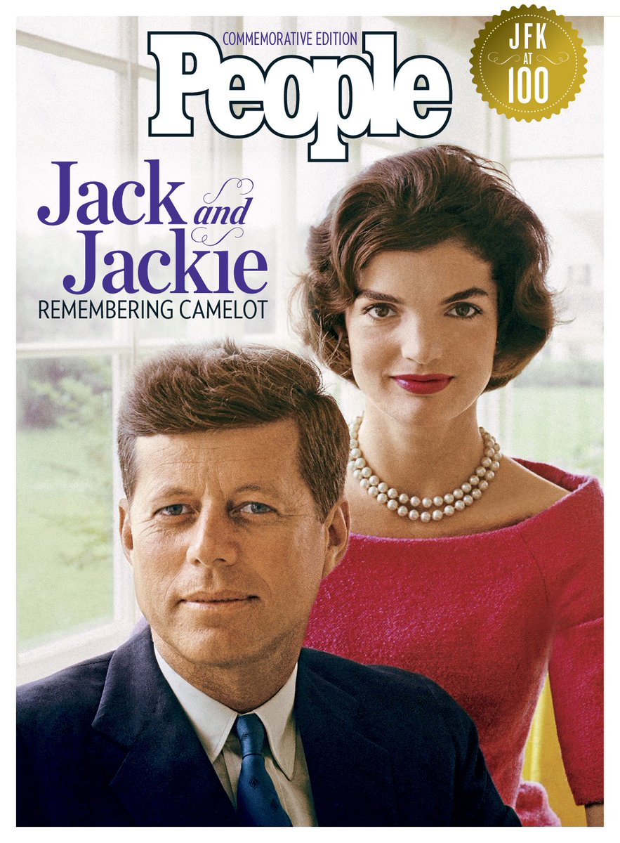 PEOPLE's commemorative edition Jack & Jackie: Remembering Camelot...