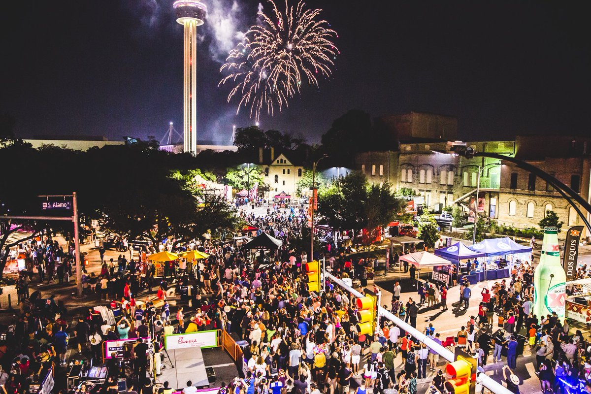 Fiesta San Antonio On Twitter A Viva To Those Who Have Made Fiesta2017 Is Roaring Success Save The Date For Fiesta2018 April 19 29 2018