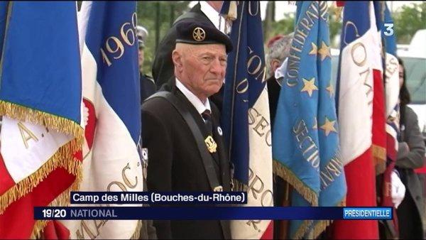 Présidentielle : Emmanuel Macron se rend au Mémorial de la Shoah https://t.co/Kbstpsfp0m #Politique #Paris