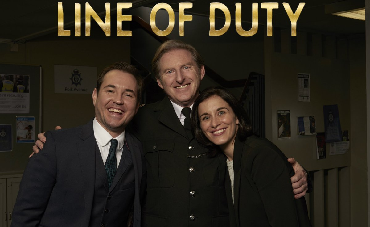 Image result for line of duty poster 2017