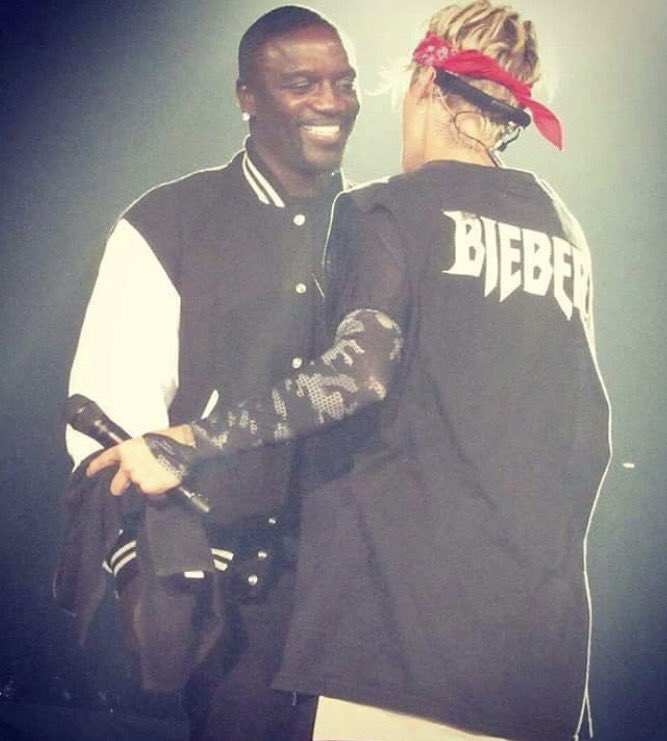 With my man @justinbieber https://t.co/6eApGSC0HZ