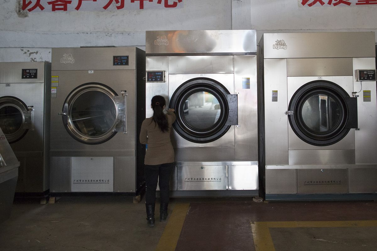 Mystic washing machines are predicting a slowdown in Chinese home buying https://t.co/y9qPS98Afk