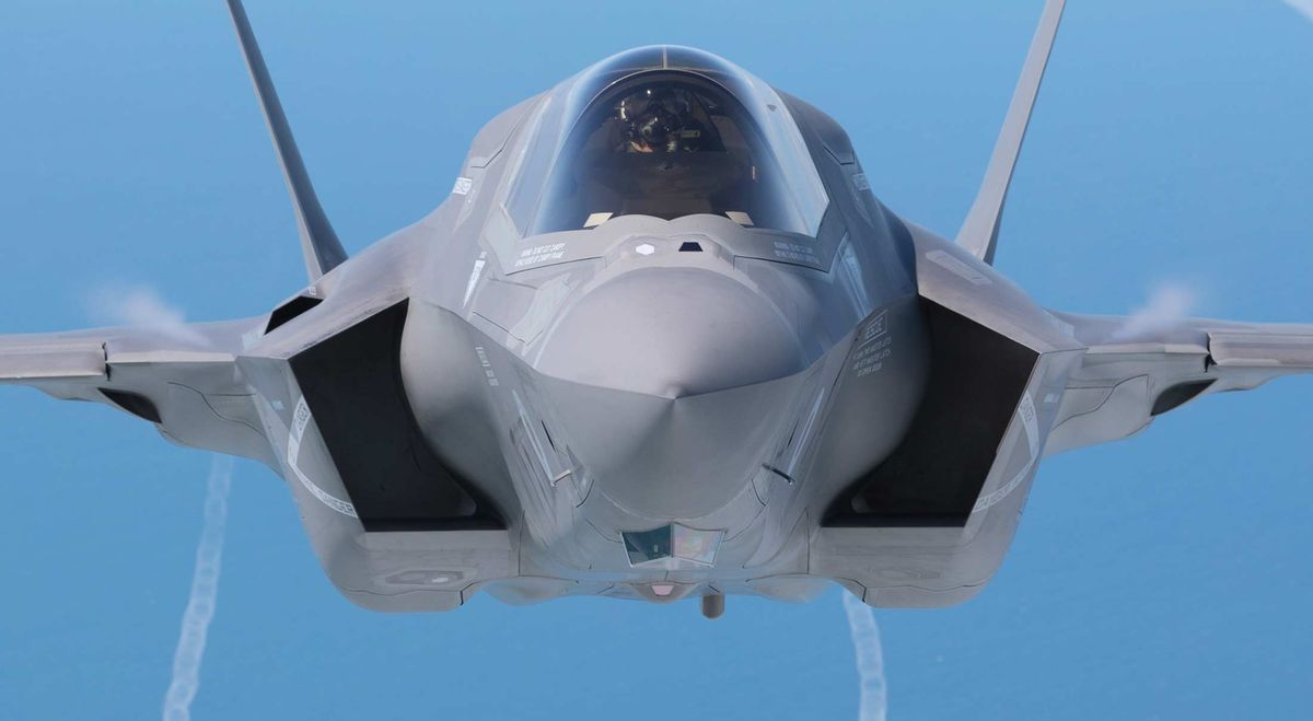 Taiwan's pursuit of F-35 fighter jets will test Trump's early rapport with Xi https://t.co/Wv5ySKlWTg