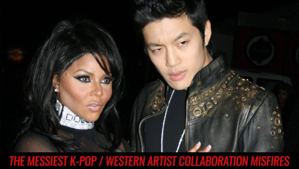 The Messiest K-Pop / Western Artist Collaboration Misfires https://t.c...