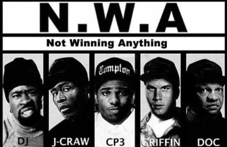 Straight Outta Clippers 😭 https://t.co/PuSBjjEi4E