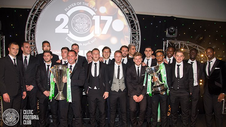 👋 Goodnight and Hail Hail as the 15th Annual Celtic Player of the Year...