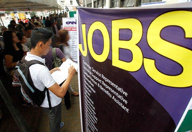 Joblessness improves, but jobs optimism falls in Q1 2017 – SWS https://t.co/YYbbpaKbwZ