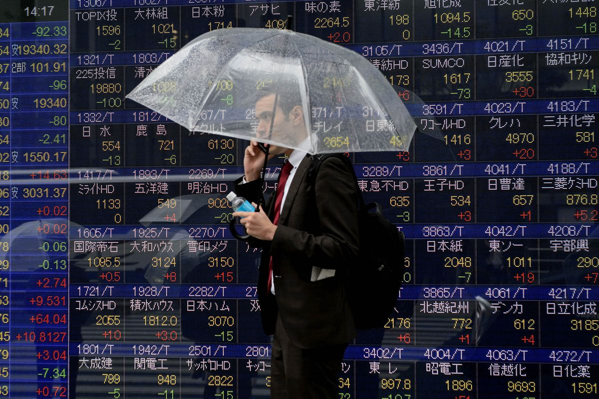 Asia stocks set for mixed open as China data slips -- your markets wrap via @adhaigh https://t.co/lTUzST633R