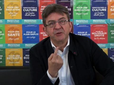 #Rediff Présidentielle: Jean-Luc Mélenchon met en garde ses électeurs contre la «terrible erreur» d'un vote FN https://t.co/aOYpkEhehZ
