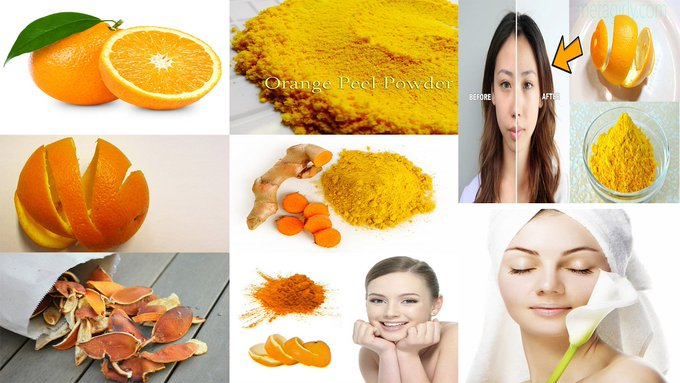 Five DIY Tips To Use Orange Peels!