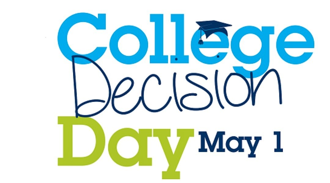 Image result for college decision day