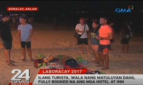 Hotels fully booked as tourists arrive in Boracay for #Laboracay https://t.co/rYRLfORw5P
