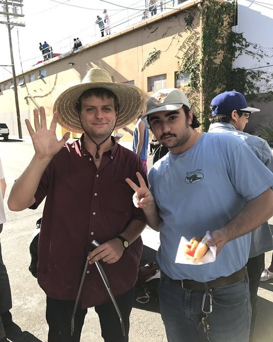 Happy birthday to the one and only Mac Demarco, thank you for cooking us some hot dogs