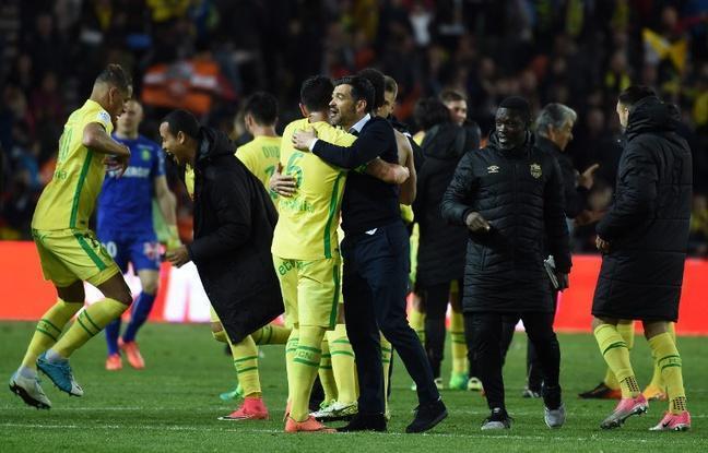 #Rediff FC Nantes: Succès à la dernière seconde, prolongation de Conceição... La soirée folle du FCN https://t.co/7umdWlhsS4