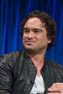 Happy 42nd birthday, Johnny Galecki!