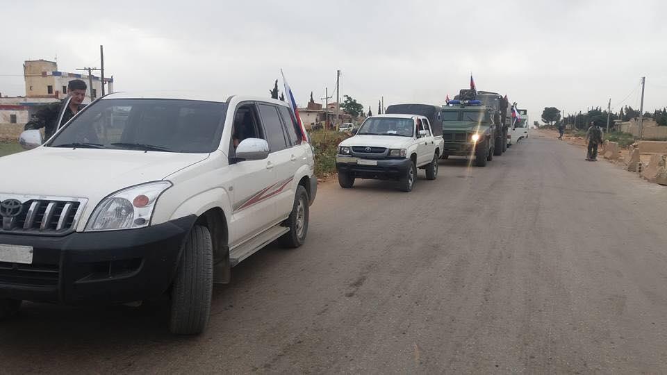 Россия создает новую базу в Сирии совместно с... курдами?