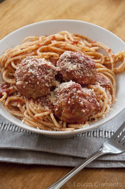 World's Best Meatballs — Living Lou
