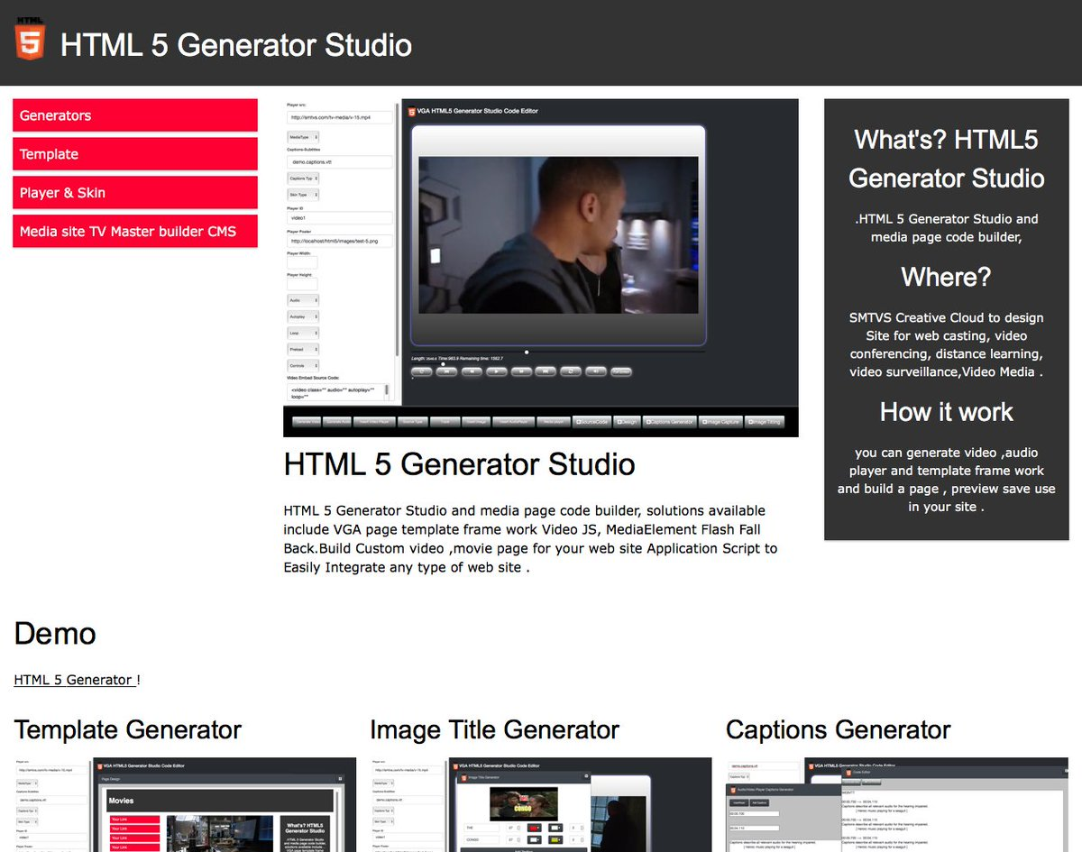 Wonderful Html Ebay Template Generator Pictures Inspiration ...