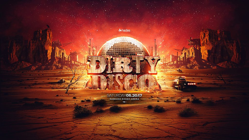 I won a ticket to @dirtydiscoaz w/ @samgroove #20Birthday Tickets ➜ http://ticketf.ly/2lhLhiJ  | @ziarecords #LetsGetDirty w/ @hadesent pic.twitter.com/AZ9fZaN4iS