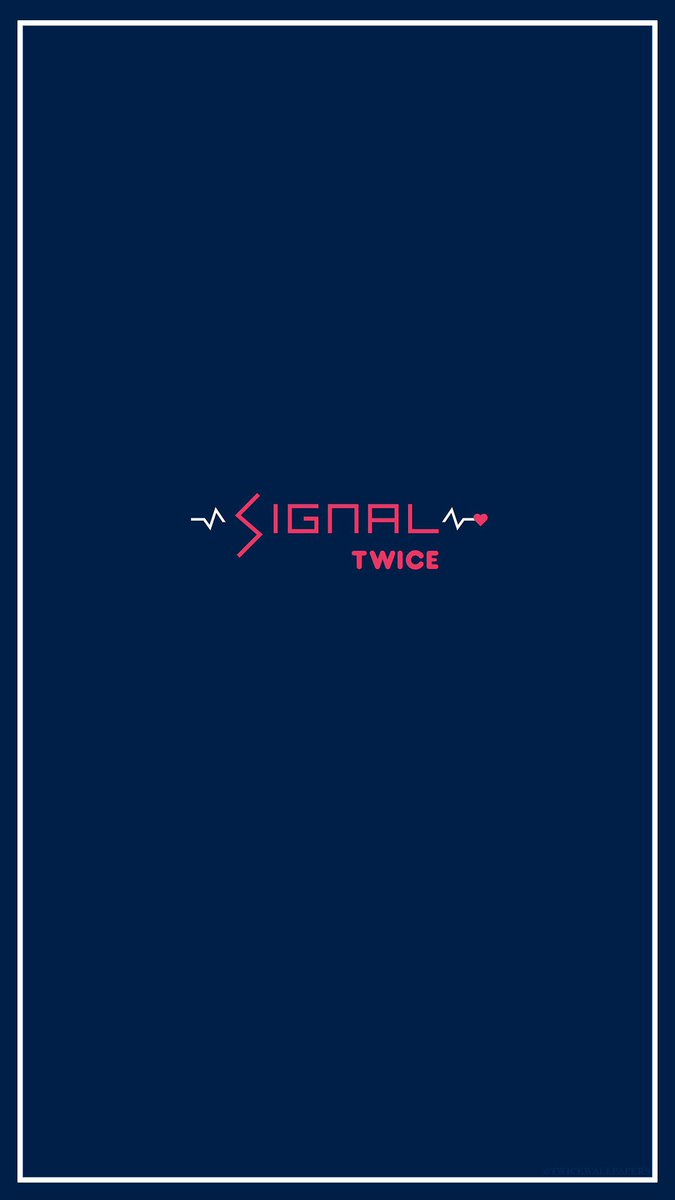 тwιce Wallpaperѕ On Twitter Signal Teaser Photo 4 Phone Wallpapers
