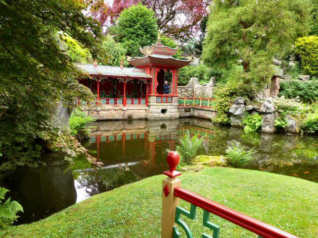 It's #StaffordshireDay! Even on a rainy bank holiday I'm feeling grateful to have @BiddulphGrange so close to home #beautifulstaffordshire https://t.co/vnPWD236te