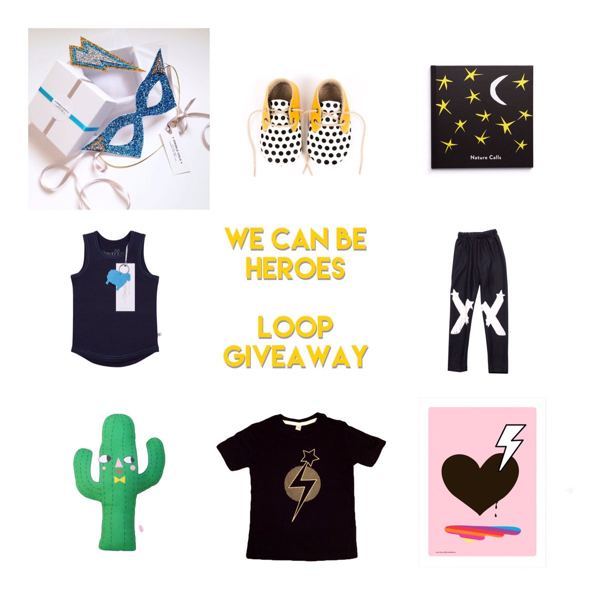 We&#39;ve teamed up with @RunawayDC for an amazing #giveaway head over to our instagram for details! #wecanbeheros #loopgiveaway<br>http://pic.twitter.com/ygaiHKTfll