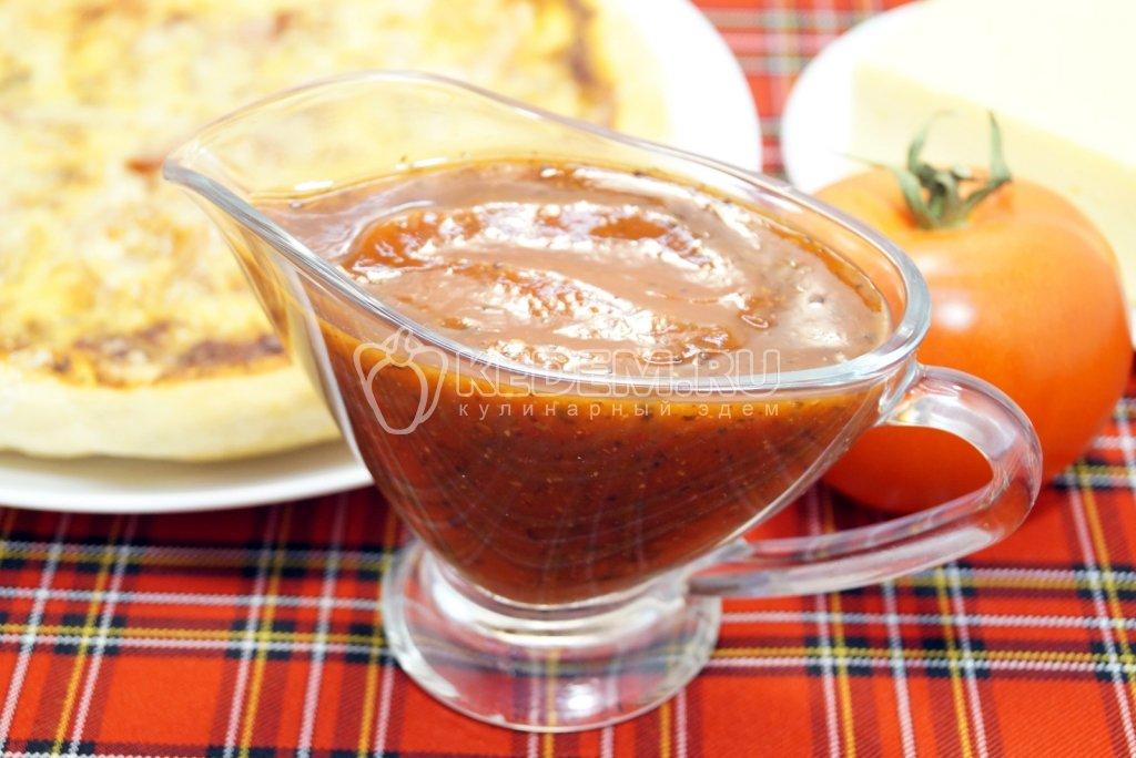 Соус томатный для курицы