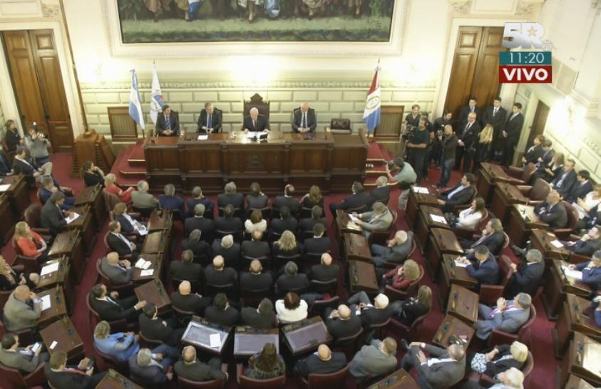 Thumbnail for Apertura 135º período de sesiones ordinarias de la Legislatura